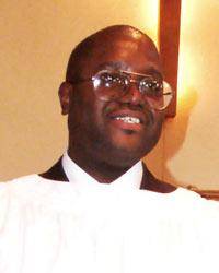 Rev Edwin Quildan